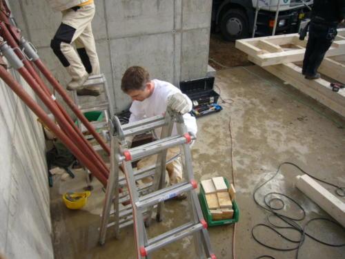 20091121 111102 Bau Bootshaus